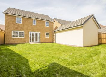 4 bed detached house for sale in Stradling Road, Rogerstone, Newport NP10