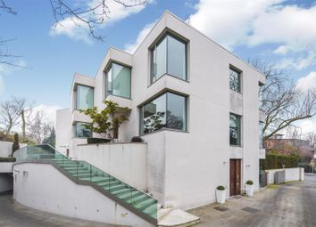 Thumbnail 5 bedroom property for sale in West Heath Road, Hampstead