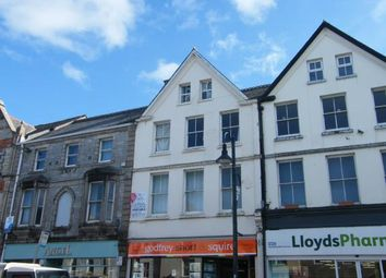Thumbnail 1 bedroom flat for sale in Okehampton, Devon