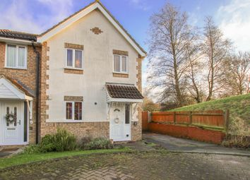 Thumbnail 3 bed end terrace house for sale in Atterton Road, Haverhill