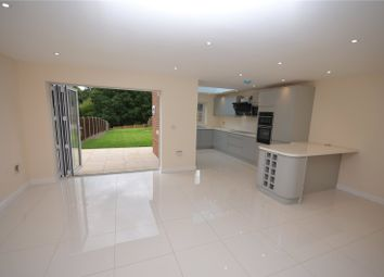 Thumbnail 4 bed detached house for sale in Fullers Road, Rowledge, Farnham