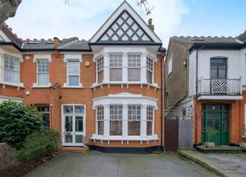 Thumbnail 4 bed semi-detached house for sale in Selborne Road, London