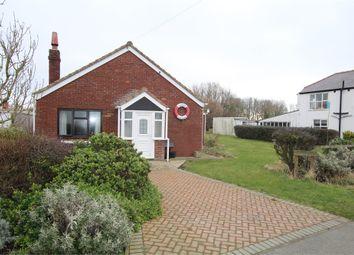 Thumbnail 2 bed detached bungalow for sale in Kilnsea Road, Kilnsea, East Riding Of Yorkshire