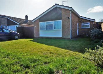 Thumbnail 2 bed detached bungalow for sale in Woodcutters Way, Brandon