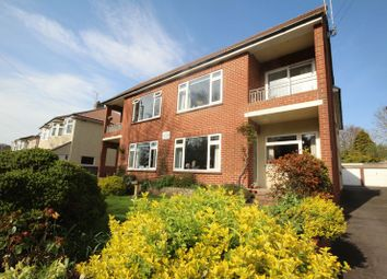 Thumbnail 2 bed flat for sale in Canford Lane, Westbury-On-Trym, Bristol