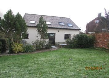 Thumbnail 4 bed barn conversion to rent in Wood Lane West, Poynton