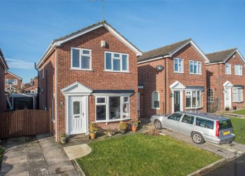 Thumbnail 3 bed detached house for sale in Wattlers Close, Copmanthorpe, York