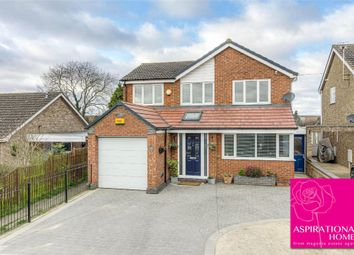 Thumbnail 5 bed detached house for sale in Webb Road, Raunds, Northamptonshire