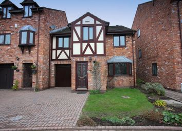 Thumbnail 4 bed semi-detached house to rent in Quayside Mews, Lymm