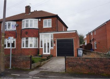 3 bed semi-detached house for sale in Warner Avenue, Barnsley S75