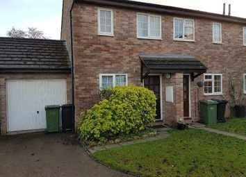 Thumbnail 2 bed end terrace house to rent in Holmfirth Close, Belmont, Hereford