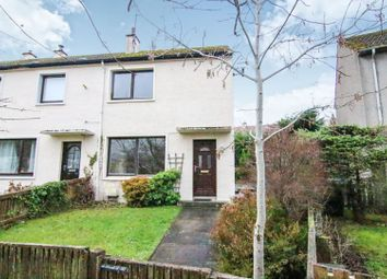 Thumbnail 2 bed end terrace house for sale in Davidson Drive, Dingwall