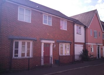 Thumbnail 3 bed link-detached house to rent in Mascot Square, Colchester