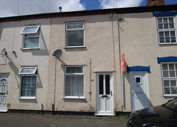 Thumbnail 3 bed terraced house to rent in King Street, Burton-On-Trent