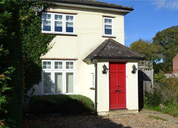 Thumbnail 2 bed semi-detached house for sale in Church Lane, Sarratt, Rickmansworth