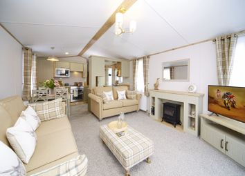 Thumbnail 1 bed lodge for sale in Borwick Lane, Carnfroth