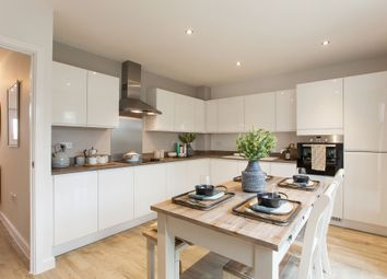 "Thumbnail 3 bedroom detached house for sale in ""The Yarkhill"" at High Street, Sandhurst"