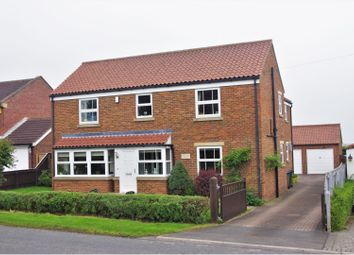 Thumbnail 4 bed detached house for sale in Hornby, Hornby, Northallerton
