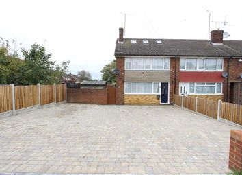 Thumbnail 4 bed end terrace house for sale in Richmond Road, Leighton Buzzard
