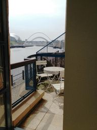 Thumbnail 2 bed flat to rent in Mariner's Warf, Newcastle Upon Tyne