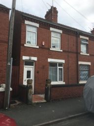Thumbnail 2 bed end terrace house to rent in Edward Street, Wrexham