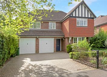 Thumbnail 5 bedroom detached house for sale in Ash Platt Road, Seal, Sevenoaks, Kent
