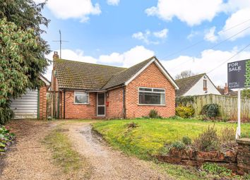 Thumbnail 2 bed bungalow for sale in Main Street, West Hagbourne, Didcot