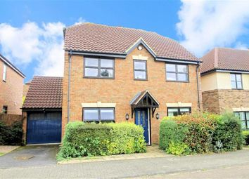 Thumbnail 4 bed detached house to rent in Upton Grove, Shenley Lodge, Milton Keynes