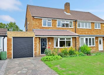 Thumbnail 3 bed semi-detached house for sale in Leamington Avenue, Farnborough, Orpington