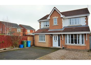 Thumbnail 4 bed detached house for sale in Clyde Grove, Low Hartburn, Stockton-On-Tees
