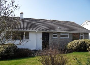 Thumbnail 3 bed property to rent in Cotswold Avenue, Sticker, St. Austell