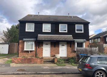 Thumbnail 1 bed semi-detached house for sale in School Lane, Tolworth, Surbiton