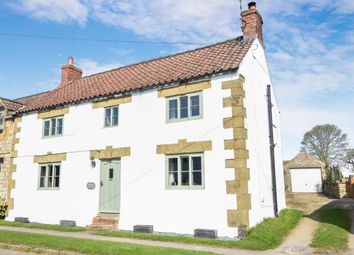 Thumbnail 4 bedroom semi-detached house for sale in Main Street, Harome, York, North Yorkshire