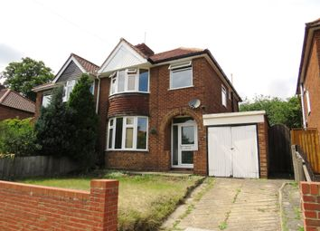 Thumbnail 3 bedroom semi-detached house for sale in Belstead Avenue, Ipswich