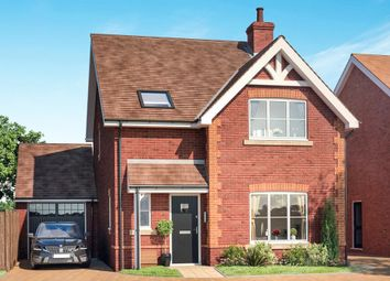 Thumbnail 4 bed detached house for sale in Wallingford Road, Cholsey, Wallingford