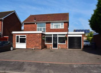 Thumbnail 4 bed detached house for sale in Henley Close, Nuneaton
