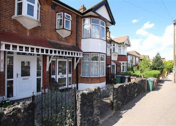 Thumbnail 3 bed terraced house for sale in Hillcrest Road, London