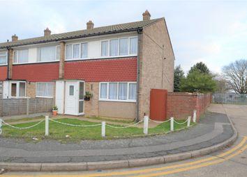 Thumbnail 3 bed end terrace house for sale in Fambridge Road, Dagenham