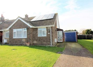 Thumbnail 2 bed semi-detached bungalow for sale in Ospreys, Great Clacton, Clacton On Sea