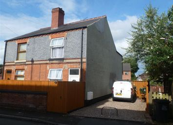 Thumbnail 2 bed semi-detached house to rent in Stewart Street, Riddings, Alfreton