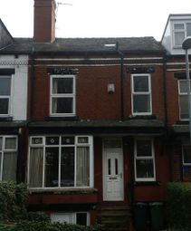 Thumbnail 2 bed terraced house for sale in Knowle Avenue, Burley Park, Leeds, West Yorkshire