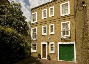 Thumbnail 4 bed property to rent in Pencombe Mews, London