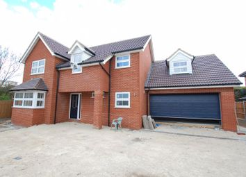 Thumbnail 4 bed detached house for sale in Martins Close, Stanford-Le-Hope