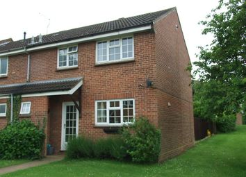 Thumbnail 3 bedroom end terrace house for sale in Sadleirs Green, Woburn Sands