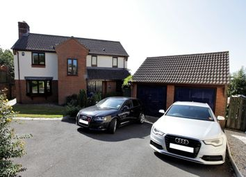 Thumbnail 4 bed detached house to rent in New Meadow, Ivybridge