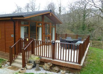 Thumbnail 2 bed lodge for sale in Hilton Woods, Whitstone, Holsworthy