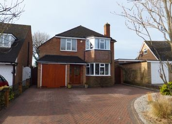 Thumbnail 4 bed detached house for sale in Holte Drive, Four Oaks, Sutton Coldfield