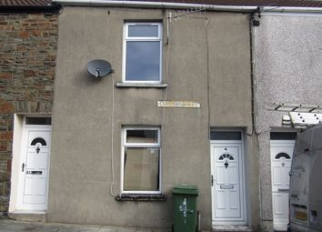 Thumbnail 3 bed terraced house to rent in Curre Street, Aberdare