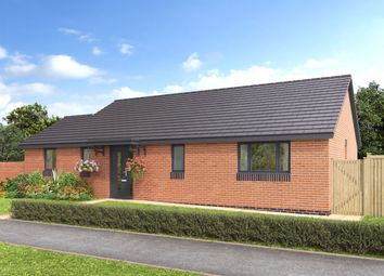 Thumbnail 3 bed detached bungalow for sale in Fairgrove Homes @ Dominion, Off Woodfield Way, Balby Doncaster