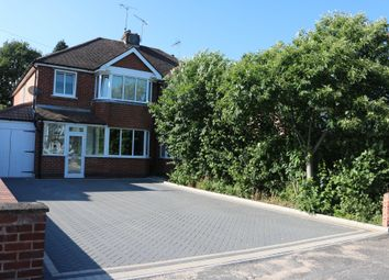 4 bed semi-detached house for sale in Stamford Avenue, Styvechale, Coventry CV3